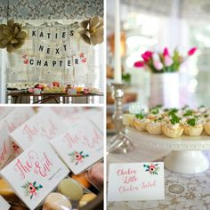 A Storybook Baby Shower | 8 Baby Shower Themes for Girls | Baby Aspen