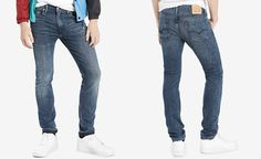 Levi's Men's 510™ Skinny Fit Jeans - Levi's - Men - Macy's (color: Fonzi)