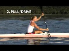 Stroke & Body Technique Module - Canoe Sprint.