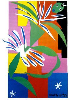 Matisse, Arquitectura y Danza - Pintura y Artistas