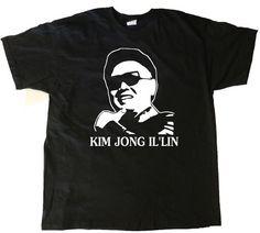Kim Jong Il'in TShirt