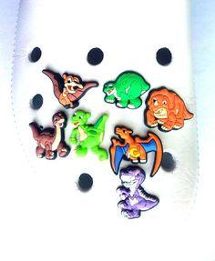Crocs Jibbitz Mickey Friends 3-Pack Caoutchouc