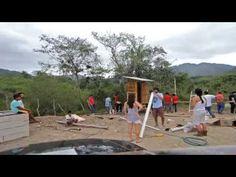 EARTH AUGER - Urine Diverting Dry Toilet / Taladro de la Tierra - Sanitario Ecológico Compostero - YouTube
