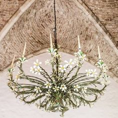 The devil is in the detail. . . . . #candelabra #chandelier #lighting #atmosphere #detail #floral #candles #interiors #architecture #ceiling #bespoke #location #photography #shoot #stay #accommodation #weddingvenue #quirky #love #unique #marriage #stone #interiordesign #history #home #countryhouse #selfcatering #romantic #beautiful