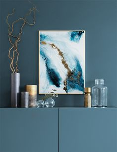 Into the blue (61x91) dans le groupe Affiches / Formats / 61x91cm chez Desenio AB (8380-9)