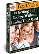 College Acceptance Help?