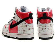 Nike Dunk High Women Valentine s Day 2009 328d02bbb78c