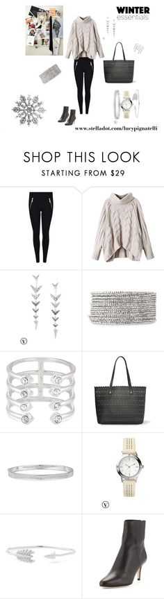 """""""Winter Essentials"""" by lucypignatelli on Polyvore featuring Stella & Dot and Jimmy Choo"""