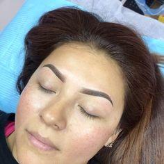 Mircoblading Eyebrows, Eyebrows Goals, Blonde Eyebrows, Permanent Makeup Eyebrows, Thick Eyebrows, Eyelashes, Eyebrow Makeup Products, Eyebrow Tips, Thick Eyebrow Shapes