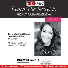Virtual Edu! Get inspired with #KeratinComplex and learn how to get stronger, smoother + healthier hair! Tune in to @keratincomplex IGLive and hear from the experts. . . #keratincomplex #beautifulhaireveryday #kcunplugged #frizzfree #healthyhair Velcro Rollers, Keratin Complex, Healthier Hair, Hair Care Tips, How To Get, Education, Inspired, Learning, Studying