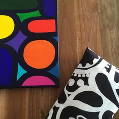 OUT WITH THE OLD + in with the bold! Vibrant colour or stylish monochrome- as long as it's bold! We've got you covered in textiles, originals, prints, totes + homewares. Not for the faint hearted 😍 #livecolourfully #inwiththebold