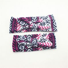 Matching Baby and Mom Design Print Headbands by Baby in Motion