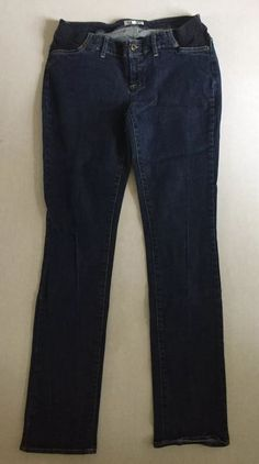 70204d365d67b Seraphine Dark Blue Maternity Jeans Size 12L #fashion #clothing #shoes # accessories #