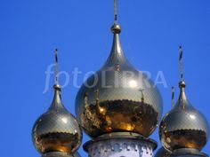 Domes reflected in domes.