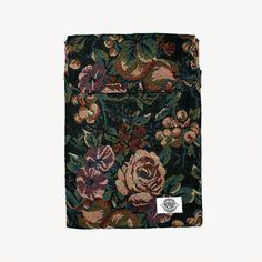 Midnight Blossom Note Sleeve #themidnightfactory #handmade #sleeve