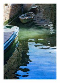 Stan Miller's Watercolor 19e48bed0b6f4b14ecfcdb45d8a61d64.jpg (697×960)