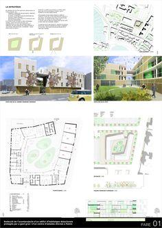 Fondarius Architecture · Senior social housing and health center in Palma · Divisare