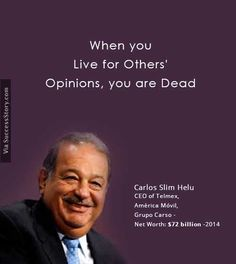 Carlos Slim Helú is a Mexican philanthropist, business magnate and investor with a Lebanese ancestory.