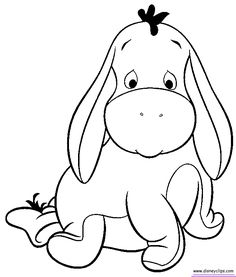 baby winnie the pooh and friends clipart Google Search