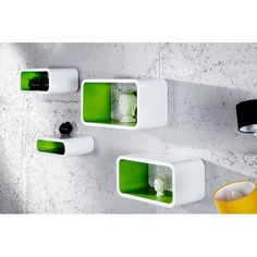 ed renshaw ed3540 on pinterest rh pinterest com lime green wall shelves lime green floating shelves