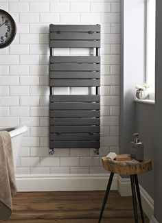 Look out for our fantastic new twist on the Flat Panel heated towel rail, featuring the same great minimalist look, but with some fantastic new finishes.