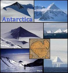"""Are there really Pyramids at Antarctica?Its been quite a while since the discovery of """"Pyramids"""" on Antarctica. News about these mysterious structures has caused mayor interest among researchers and ufologists, countless theories have emerged proposed different explanation what these """"structures"""" ar"""
