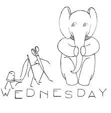 days of the week embroidery patterns wednesday - Google Search