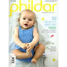 Phildar - Printemps Été 2014 - N° 108