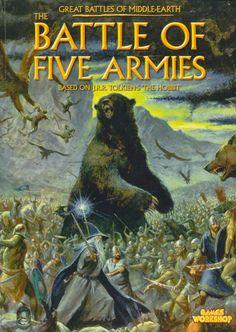 Battle of Five Armies-The Hobbit