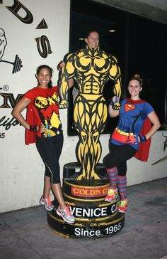 Even Superheroes protect their hands with the best women's workout gloves in the universe!