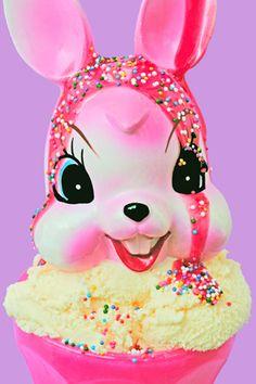 """Boopsie Daisy """"Bunilla Ice Cream"""""""