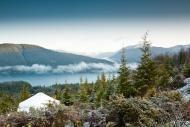 Soule Creek Lodge  Yurts in BC