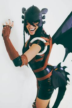 Toothless | Dragoncon 2014