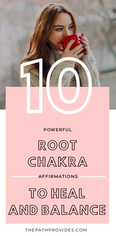 10 Powerful Root Chakra Affirmations for Balancing your First Chakra — The Path Provides Chakra Healing Meditation, Root Chakra Healing, Meditation For Anxiety, Daily Meditation, Mindfulness Meditation, Chakra Root, Meditation Space, Mindfulness Quotes, Chakra For Beginners