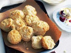 It's safe to say we've made a few scones over the years in our Test Kitchen but these trust us when we say these are the best of the best. They come out of the oven soft and crumbly, and are the perfect base for other flavours of scones.