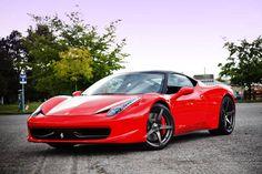 Ferrari 458 Spider Italia
