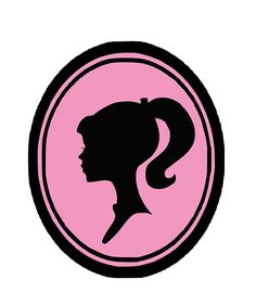 Barbie Silhouette Party Supplies - Awesome Barbie Silhouette Party Supplies, Barbie Decorations for Birthday Party Image Inspiration Of Cake Barbie Tattoo, Barbie Theme Party, Barbie Birthday Party, Birthday Parties, Barbie Decorations, Birthday Party Images, Birthday Ideas, Barbie Em Paris, Free Barbie