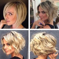 Graduated bob hairstyles are perfect for every woman and they are a definitely gorgeous idea for ladies who want to get a new style by changing their haircut. Graduated Long Bob Cut Graduated bob hairstyles would look really nice… Continue Reading → Medium Hair Styles, Curly Hair Styles, Graduated Bob Hairstyles, 2015 Hairstyles, Trending Hairstyles, Cute Short Haircuts, Bob Haircuts, Trendy Haircuts, Popular Haircuts