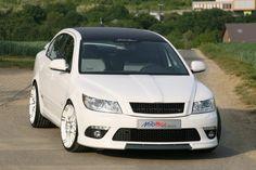 Milotec Skoda Octavia RS