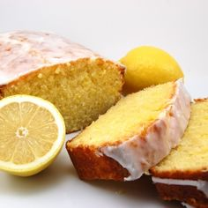 Lemon Loaf.  This would make a much-appreciated gift, and when the weather turns chilly this sunny treat just makes you smile.