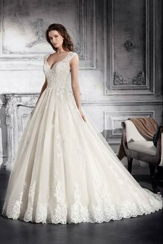 4a96285f67ff Νυφικά Φορέματα Demetrios Collection - Style 751 Στυλ Ντυσίματος Σε Γάμους