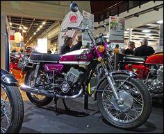 1971 Yamaha 350 R5