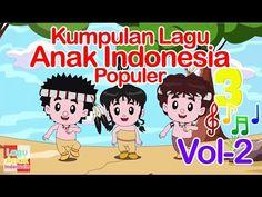 Kumpulan Lagu Anak Indonesia Populer 17 Menit - Vol 2 | Lagu Anak Indonesia - YouTube Vol 2, Family Guy, Comics, Fictional Characters, Youtube, Cartoons, Fantasy Characters, Comic, Youtubers