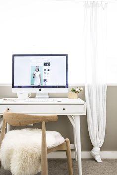 Final Loft Reveal: {My New Office!}
