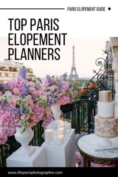 As you can imagine, Paris just as New York, California or Italy is one of those places where many couples get married. Hence, the quality and the number of Paris wedding planners is high.   Here is a list of the top elopement planners in Paris.  paris photographer | paris engagements | paris photography | paris engagement eiffel tower | paris engagement ideas.#pariscoupleshoot #parisphotographers #photographersparis #wesaidyes #dreamproposal #parisproposal #proposalinparis