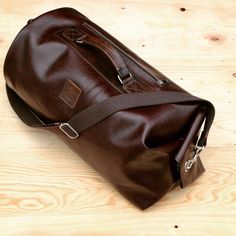 Leather, bags etc. More
