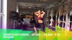 Mandags-sirkel — AMR Fitness / Personligtrener