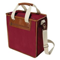 Igloo Duo 24 Can Capacity Newport City Tote (Red) * Learn more by visiting the image link.