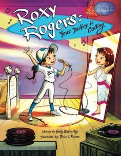 Roxy Rogers: Your Destiny Is Calling by Emily Siskin-Toy: An empowering tale about a girl with her own dreams. Includes facts about popular icons (Aretha Franklin, Jackie Robinson,etc) Great illustrations, a must read for young kids. Independent readers. Paperback.
