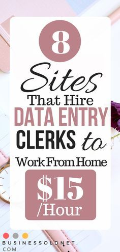 Data Entry Online Jobs side work is one of the easy and simple jobs that can give you extra small income. It's just that it's not easy to find work Work From Home Companies, Online Jobs From Home, Work From Home Opportunities, Career Options, Business Opportunities, Legit Work From Home, Work From Home Jobs, Earn Money From Home, Way To Make Money